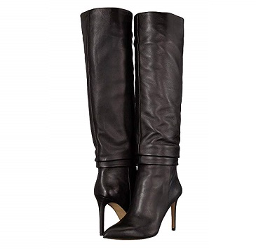 Vince Camuto Kashiana classy blaque tie winter boots 2019 What to Wear -Blaque Colour